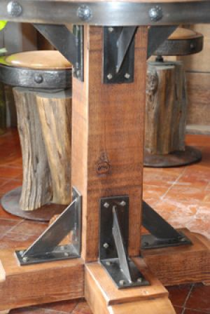 Steel Furniture Legs